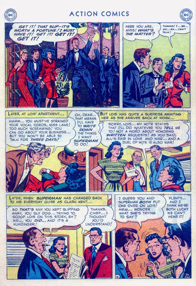 Read online Action Comics (1938) comic -  Issue #159 - 14