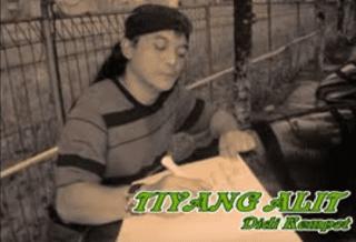 Lirik Lagu Tiyang Alit - Didi Kempot