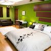 Impressive Dominance in The Green Bedroom Decorating