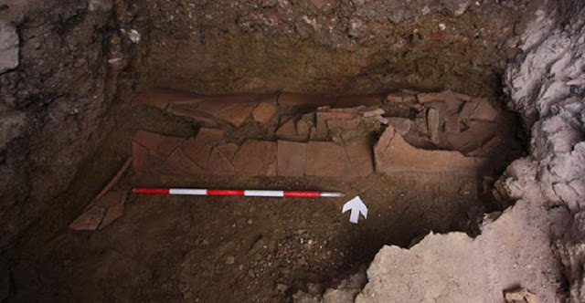 Byzantine graves unearthed in Istanbul