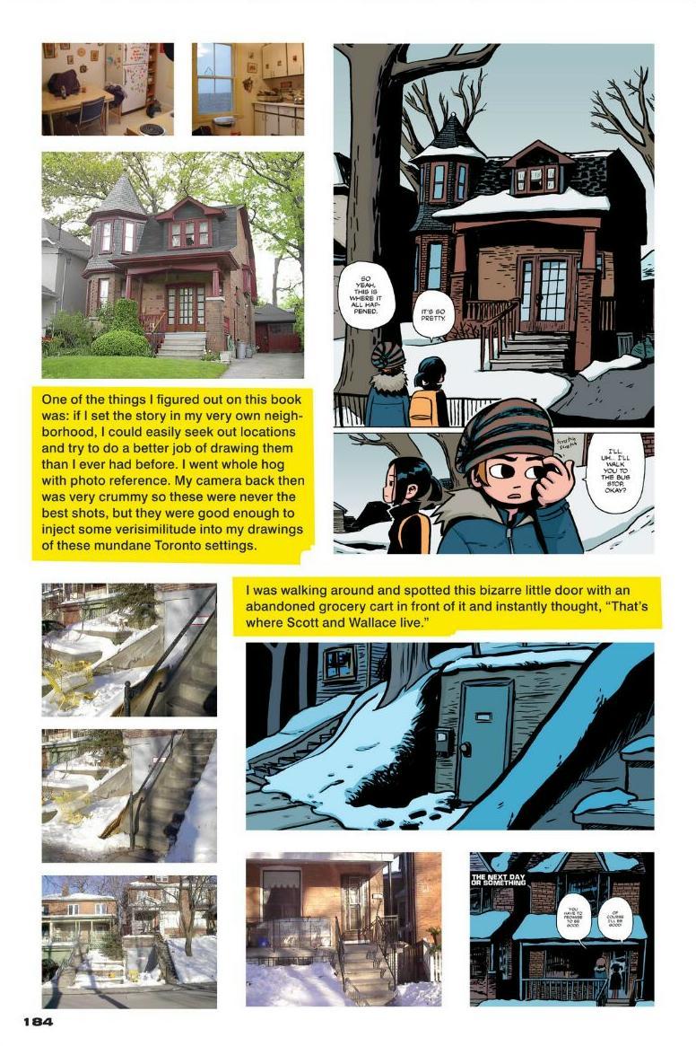 Read online Scott Pilgrim comic -  Issue #1 - 165