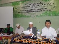 Prihatin Kondisi Bangsa, Ratusan Ulama AHLUSSUNNAH WAL JAMA'AH Berkumpul di Jombang