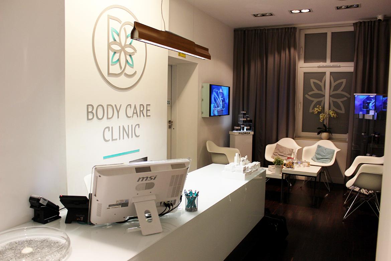 SimplyTheBest Blog written and created by Ewa Sularz  Body Care Clinic - moje wrażenia po wizycie Vein Wave