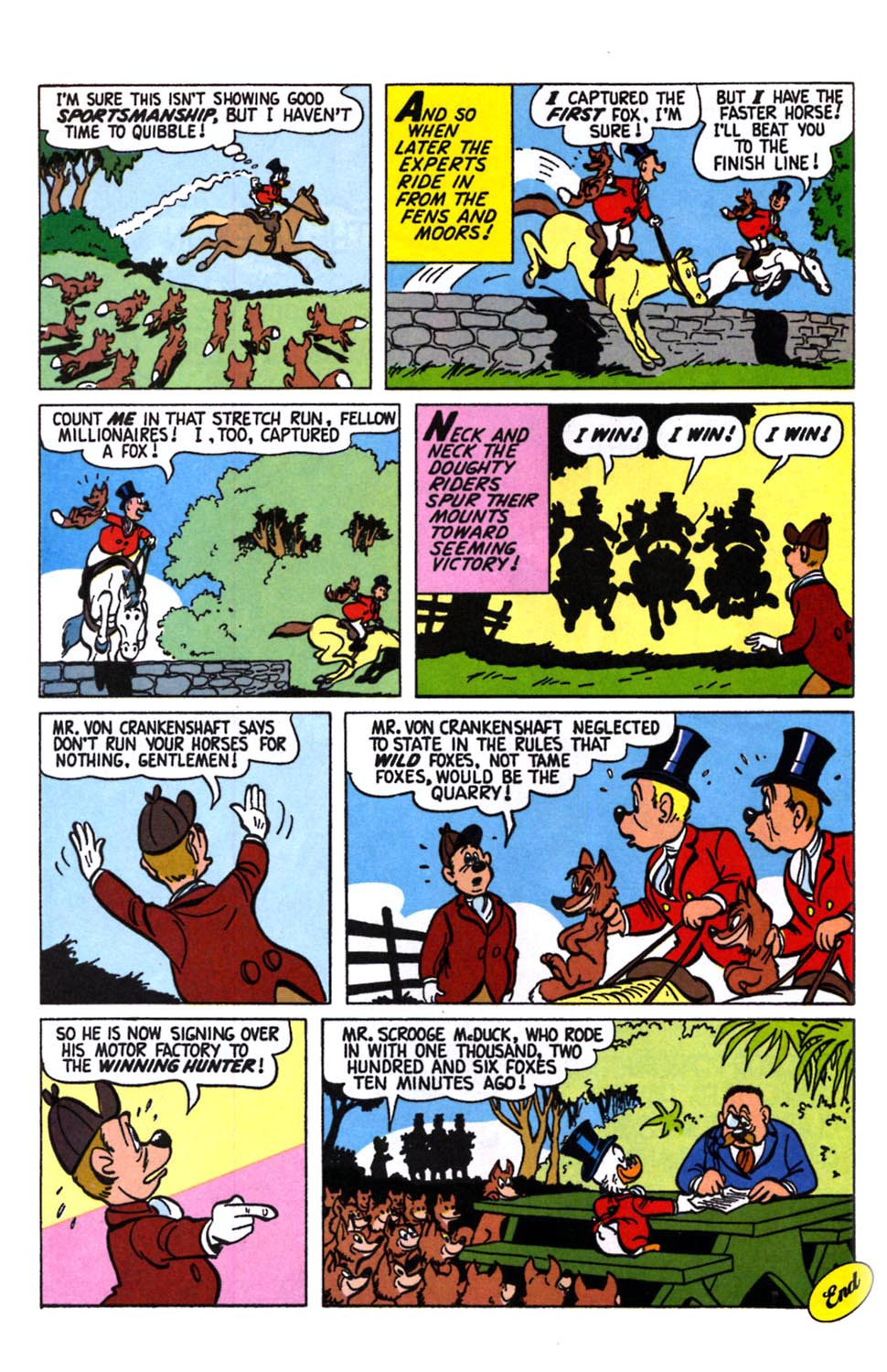 Read online Uncle Scrooge (1953) comic -  Issue #245 - 23