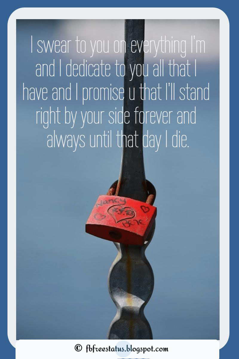 30 Promise Day Quotes with HD images