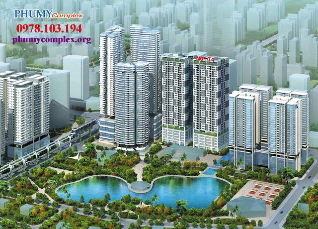Chung cư Phú Mỹ Complex