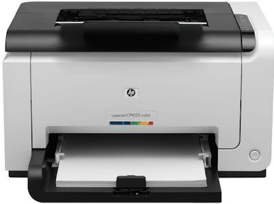 HP LaserJet Pro CP1025 Printer Drivers Download