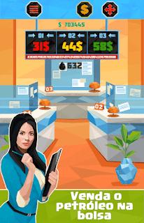 Idle Oil Tycoon: Gas Factory Simulator MOD Dinheiro Infinito 4.0.10