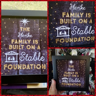stable foundation collage