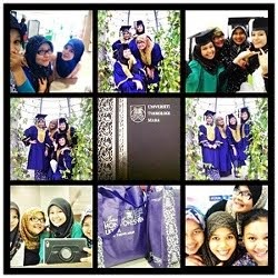 Graduation for Degree