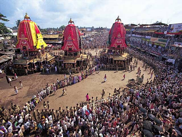 When is Jagannath Rath Yatra 2017? | MadeGems
