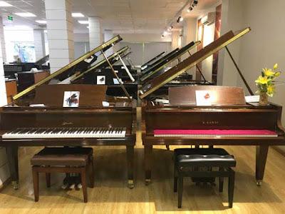 Tổng hợp những cây đàn piano cơ tốt nhất cho người mới học