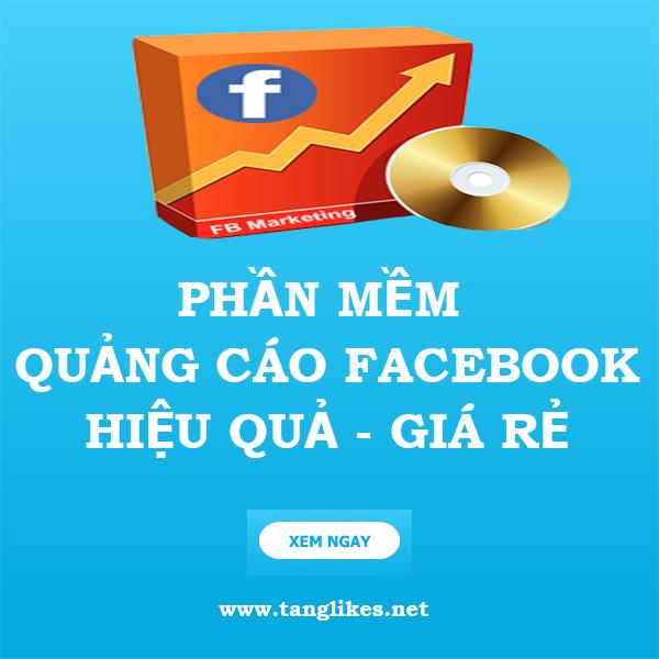 phan mem quang cao facebook