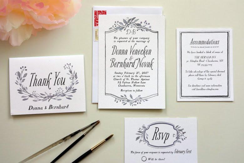 3 Benefit Of Making Diy Wedding Invitations