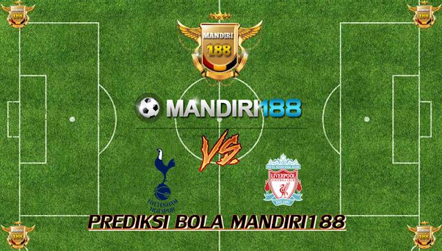 AGEN BOLA - Prediksi Tottenham Hotspur vs Liverpool 22 Oktober 2017