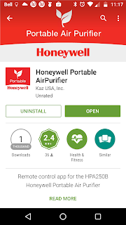 Honeywell HPA250B review 27