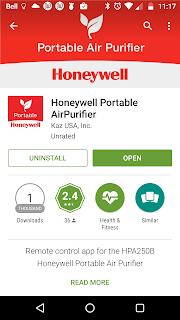 Honeywell HPA250B review 27