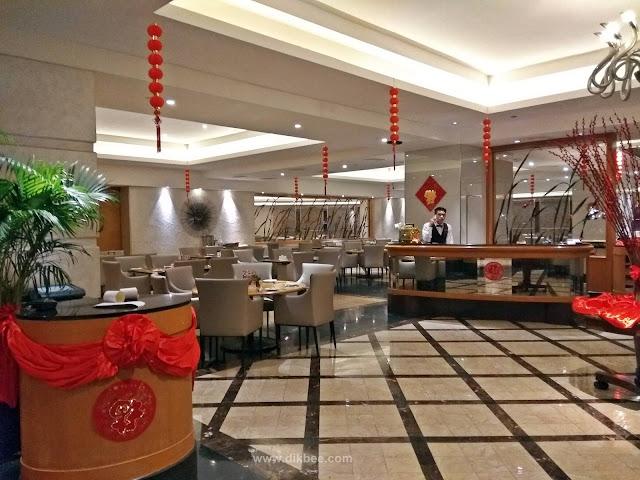 Menu Baru Serendah RM25 Di Sunway Putra Hotel