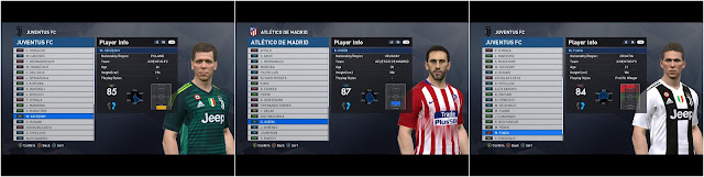 Option File For PES 2017 Patch PTE 6.1 by keyhan