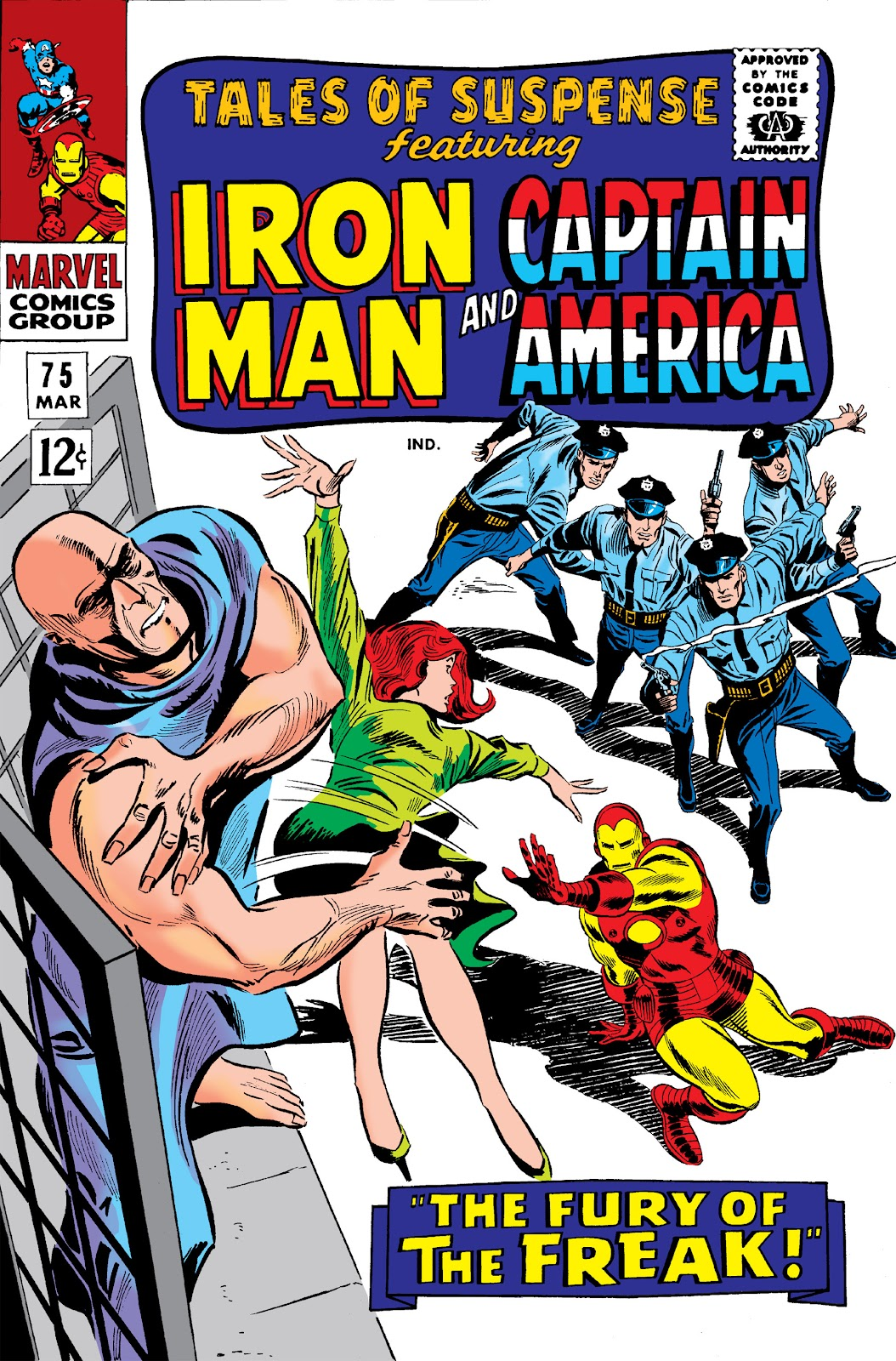 Read online Marvel Masterworks: The Invincible Iron Man comic -  Issue # TPB 3 (Part 3) - 10