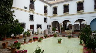 Palacio de los Páez de Castillejo. Museo Arqueológico de Córdoba.