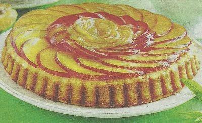 Какие нужны продукты и как приготовить персиковый пирог