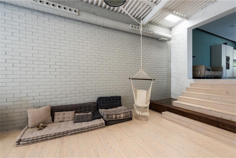 Reforma loft de estilo industrial neoyorkino loft reformed in a industrial new york style - Loft industrial barcelona ...