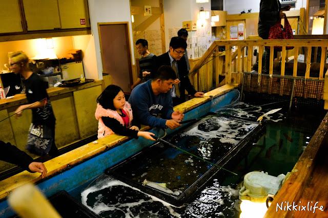 【日本。東京】釣船茶屋-釣魚失敗!不過日式料理也很好吃! 4