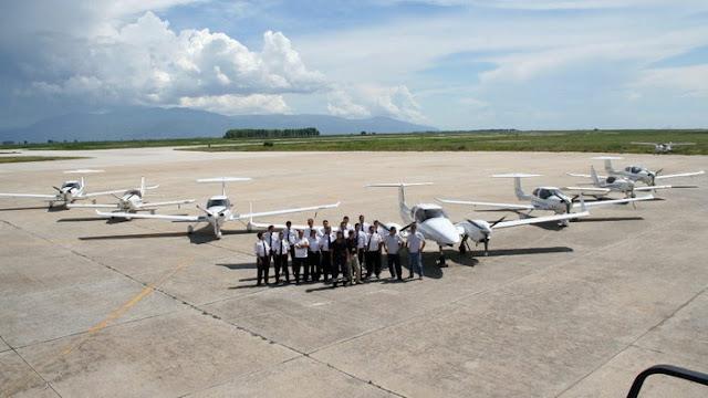Η Egnatia Aviation γιορτάζει 10 χρόνια και προσφέρει δύο υποτροφίες πλήρους φοίτησης σε δύο υποψήφιους πιλότους
