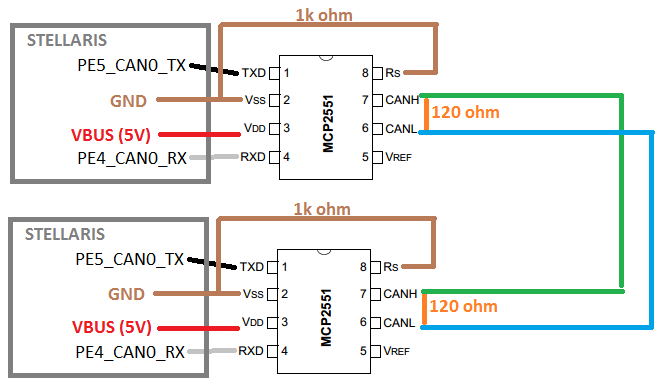 can transceiver schematic can get free image about wiring diagram