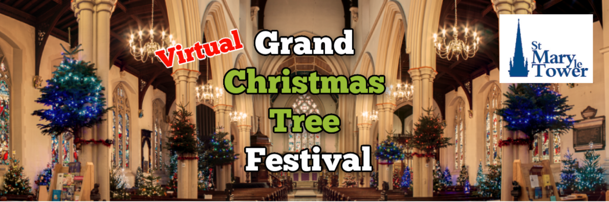 Virtual Christmas Tree Festival