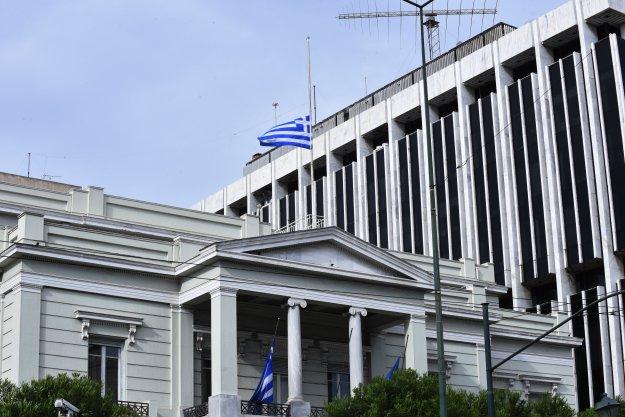 ΥΠΕΞ: Η οριοθέτηση της ελληνικής ΑΟΖ θα καθοριστεί βάσει του διεθνούς δικαίου