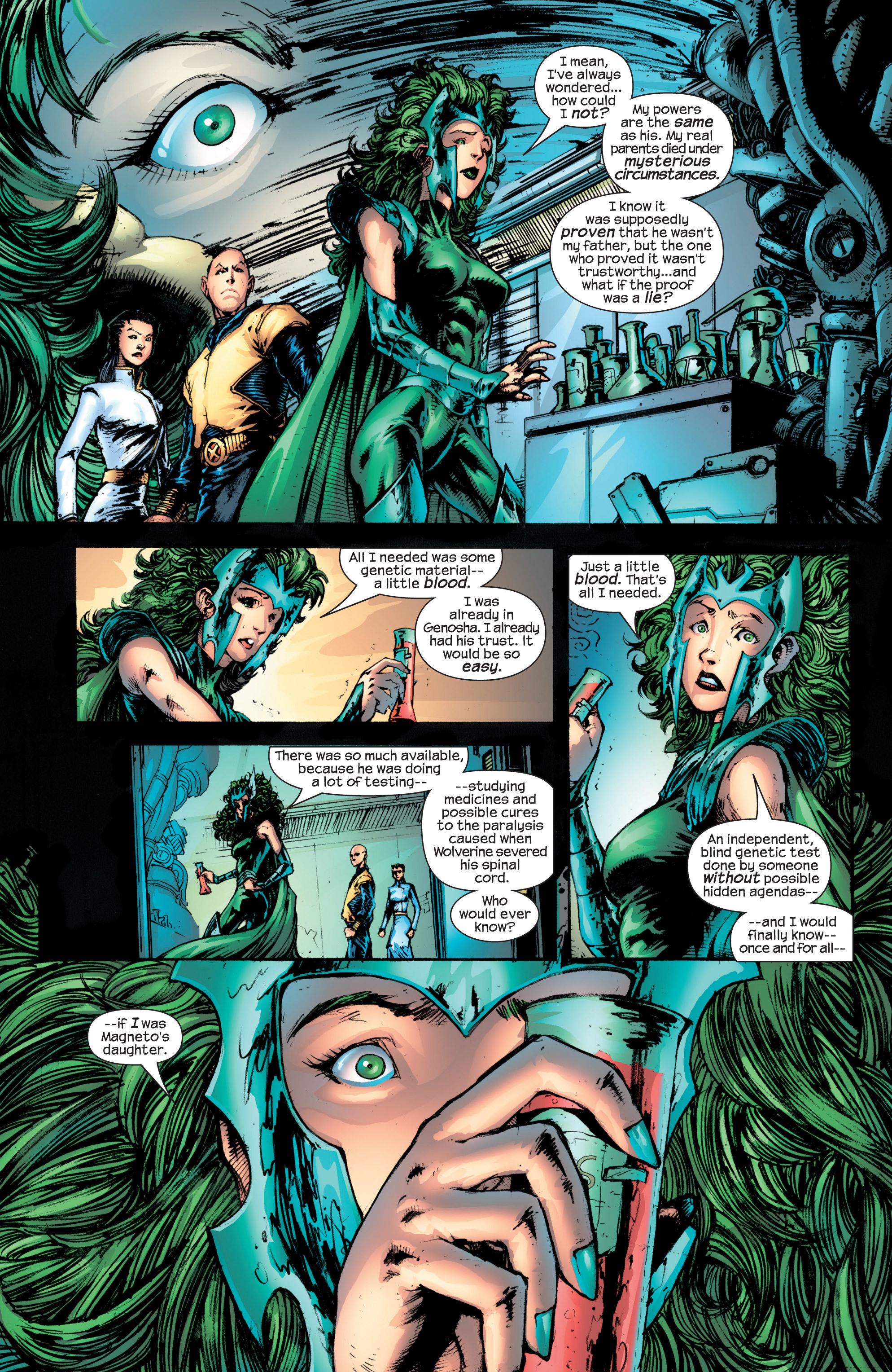 Read online Uncanny X-Men (1963) comic -  Issue #430 - 17