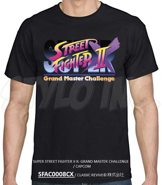 SFAC0008CX SUPER STREET FIGHTER II X: GRAND MASTER CHALLENGE