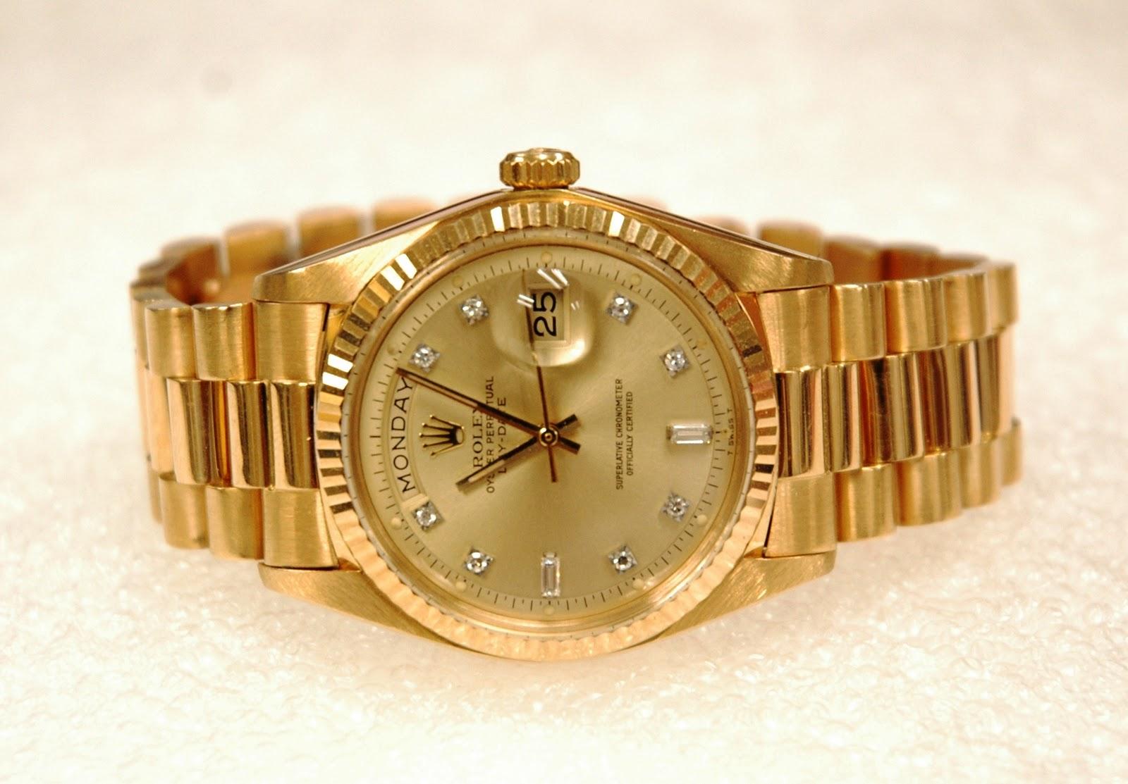 No Gold Watch