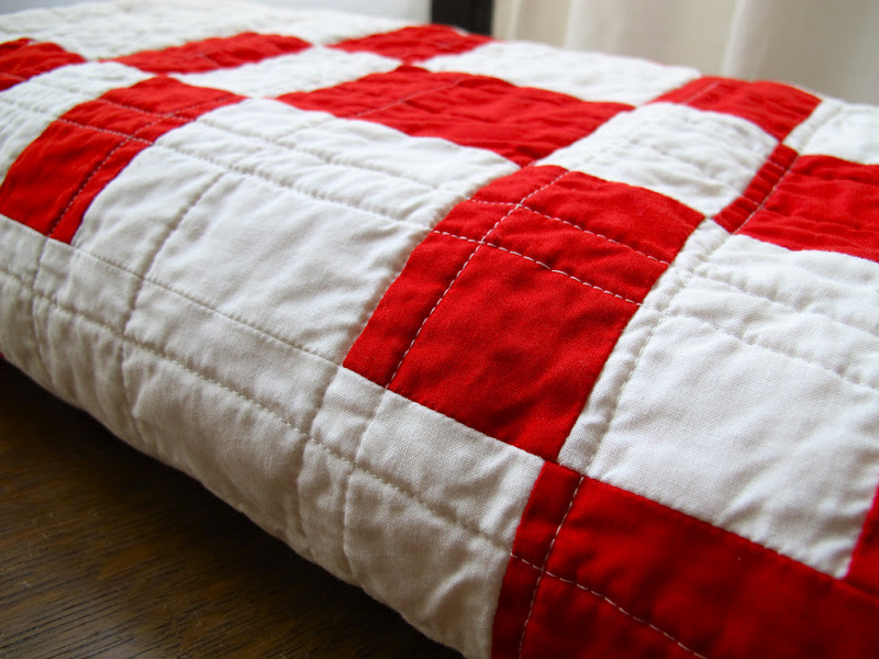 Just Over A Year Ago I Was Lucky Enough To Visit Infinite Variety Three Centuries Of Red And White Quilts An Exhibition Put Together By The American Folk