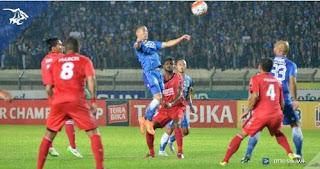 Persib Bandung Menang 1-0 atas Semen Padang FC
