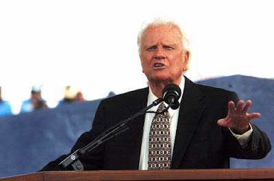 Billy Graham: Unforgiveness Can Separate Believers From God