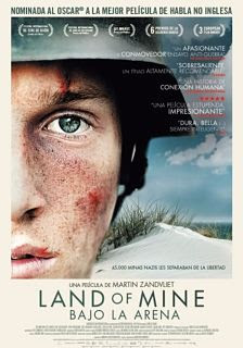 Cartel: Land of Mine. Bajo la arena (2015)