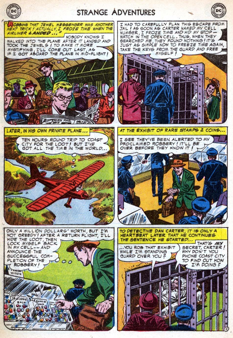 Strange Adventures (1950) issue 50 - Page 32