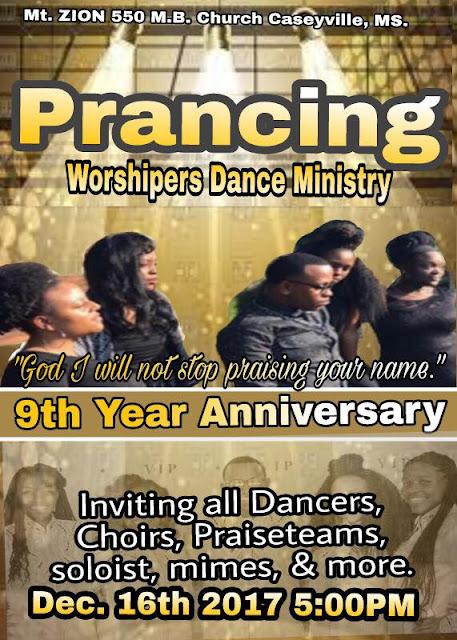 Praise Dance Conferences 2019 ~ 2020: 2017