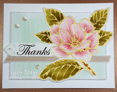 Heart's Delight Cards, Good Morning Magnolia, Sneak Peek, 2019 AC Sneak Peek, Stampin' Up!