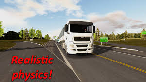 Game Heavy Truck Simulator Apk