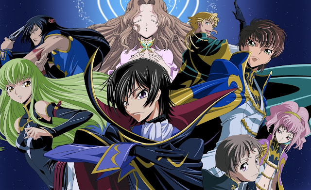 [Review Anime] Code Geass: Hangyaku no Lelouch R2