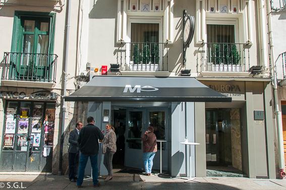 Bar Mo en Pamplona. Pamplona de pintxos
