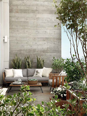 Picture Balcony Minimalist Design
