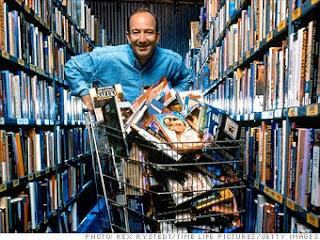 Jeff Bezos empresarios importantes