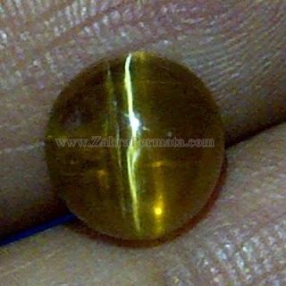 Batu Permata Opal Cat Eye - ZP 987
