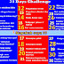 31 DAYS CHALLENGE :  List cerita seram kegemaran