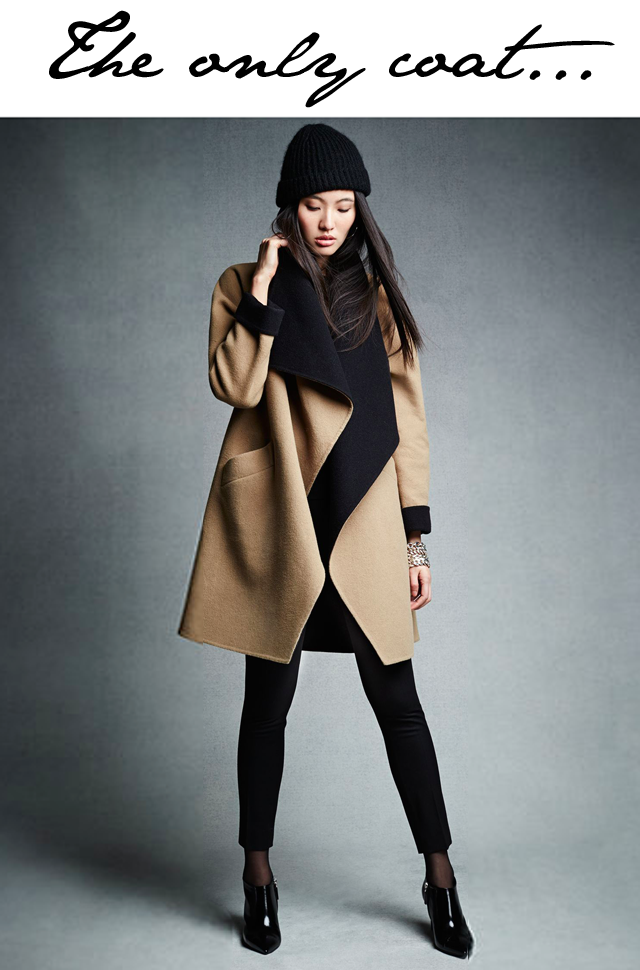 Autumn Winter Coat 2014
